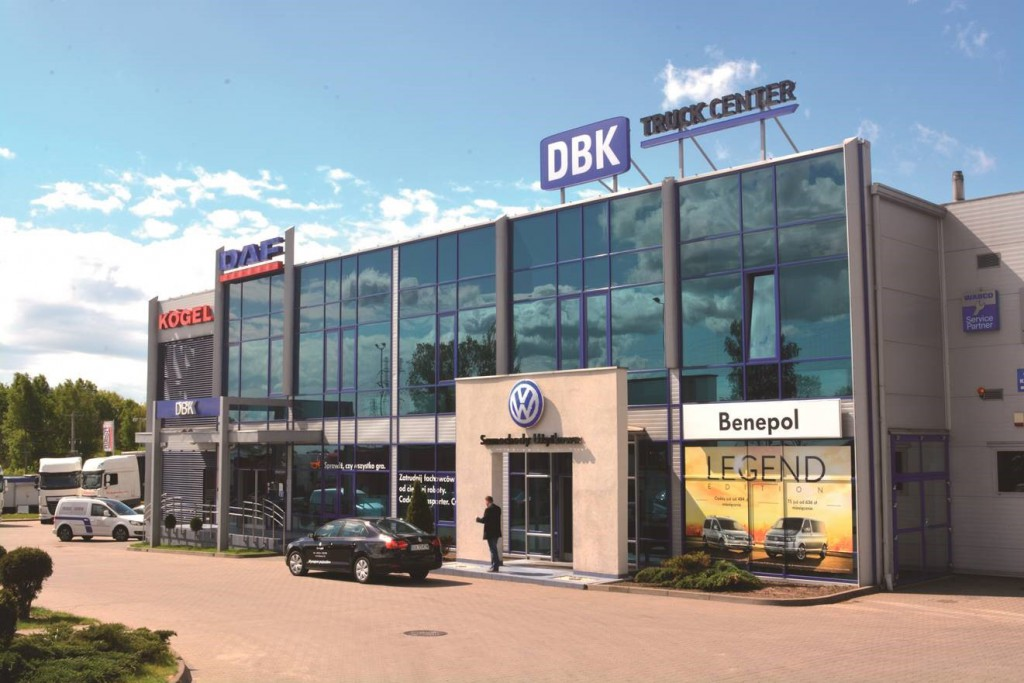 dbk - daf dealer