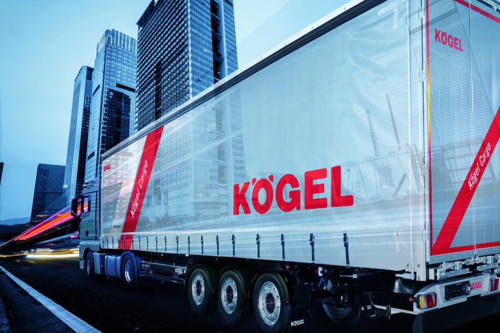 naczepy i przyczepy Kögel, Koegel, Kogel