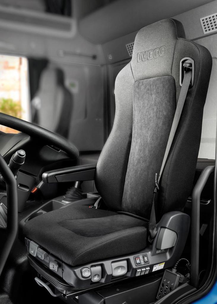 Iveco Eurocargo - komfort na co dzień