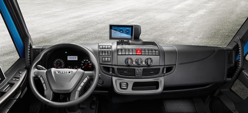 Iveco Eurocargo - nowoczesne systemy bezpieczeństwa