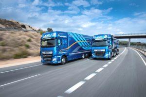 01. International Truck of The Year 2018 - DAF New XF New CF - 1