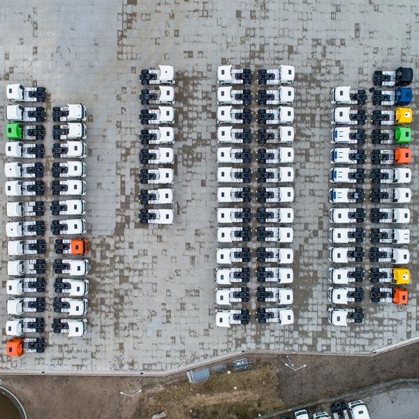 plac pojazdów DBK USED Gdańsk