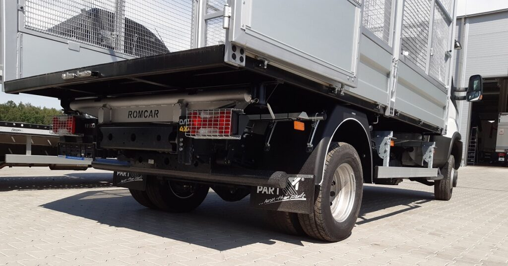 IVECO Daily 4 x 4 70C18H WX
