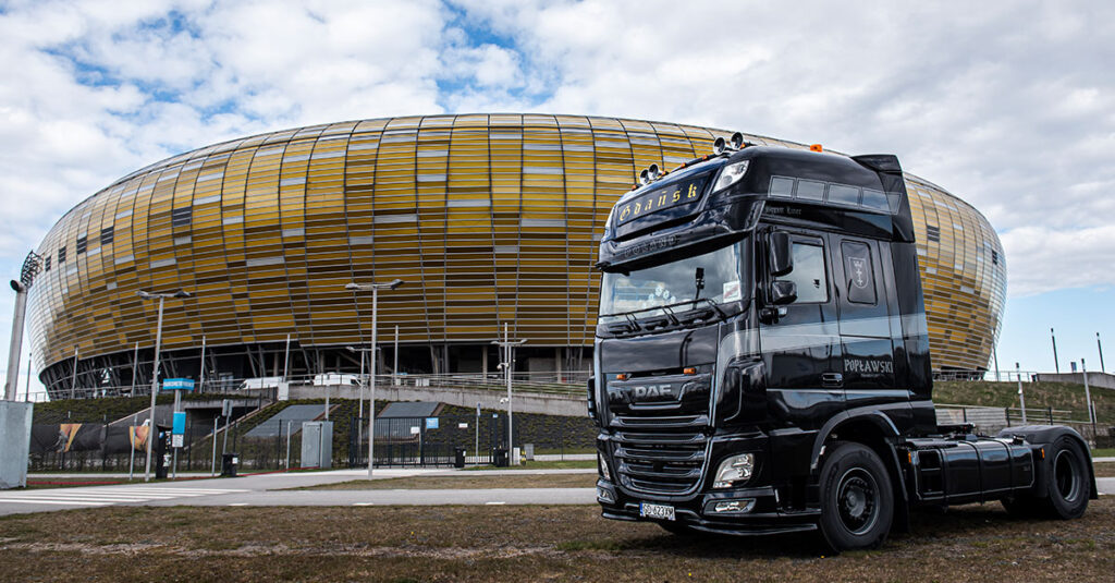 DAF Popławski Transport
